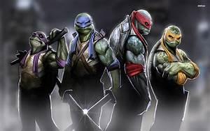Teenage Mutant Ninja Turtles Character Posters Impulse