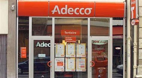 adecco siege social adecco va ouvrir une agence dédiée à 100 au handicap