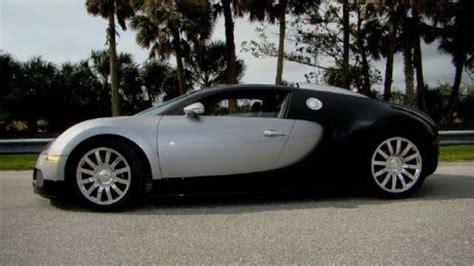 Buy Used Ground-pounding 2008 Bugatti Veyron 16.4 (base