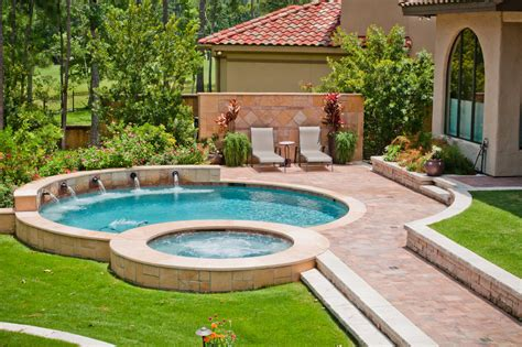 mini chandelier l backyard designs with pool pool mediterranean with