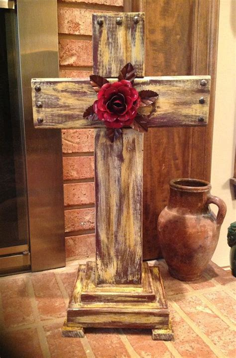 rustic wooden cross beautiful pictures    edge