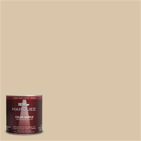 almond butter paint color behr marquee 8 oz mq2 23 almond butter interior exterior