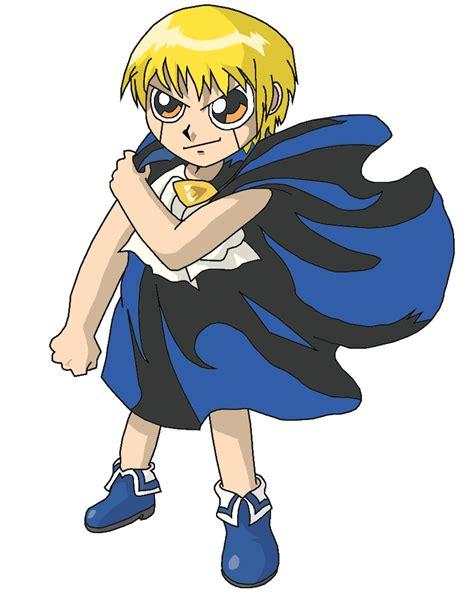 cool anime zatch bell zatch bell by jtkbasketball on deviantart