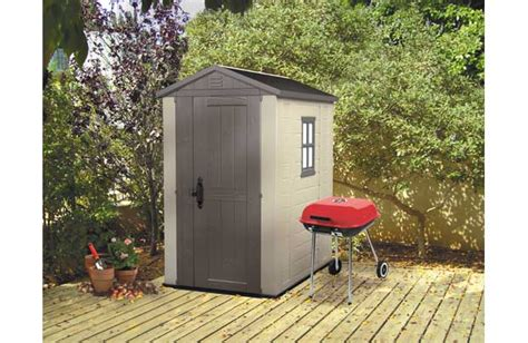 Argos 6 X 10 Shed by Keter Apex Plastic Garden Shed 6 X 6ft