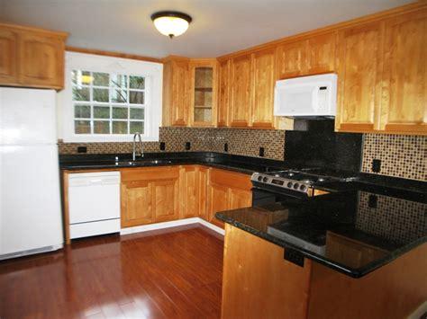 light honey birch arched kitchen cabinets photo album