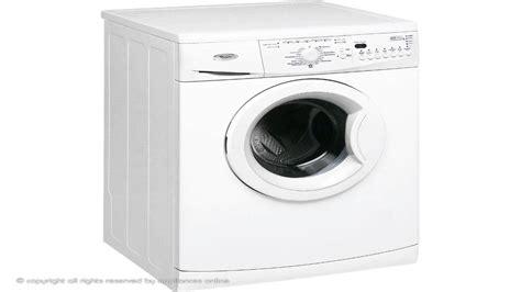 whirlpool washing machine manual