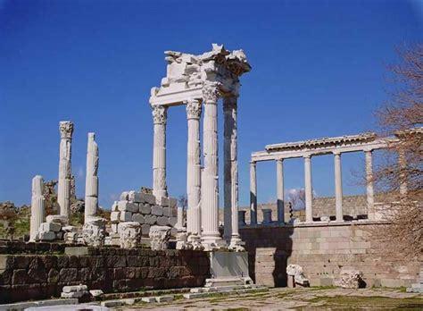 pictures  pergamum  churches biblical sites