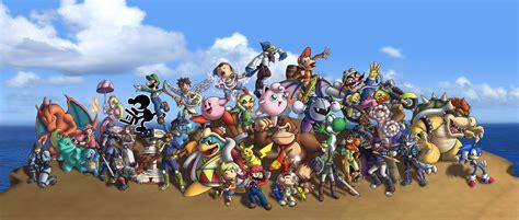 Super Smash Bros Favourites By Reddragonstarr On Deviantart