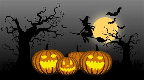 halloween theme powerpoint template slidemodel