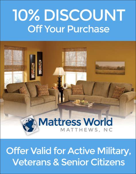 furniture stores matthews nc special offers mattress world nc 3682