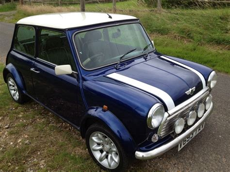 1999 mini cooper for sale classic cars for sale uk