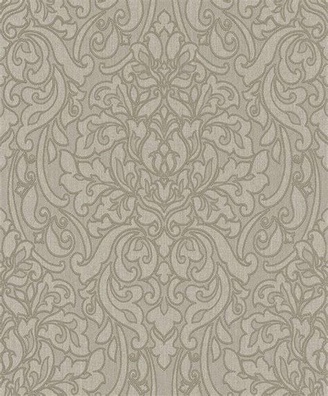 tapete barock grau textil tapete barock grau taupe rasch textil 078113