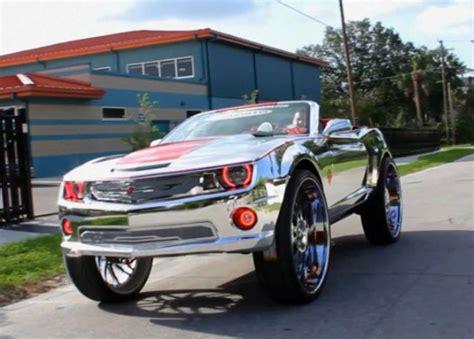 tuning camaro    wheels