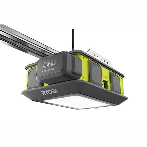 Ryobi 2 Hp Ultraquiet Garage Door Openergd200  The Home