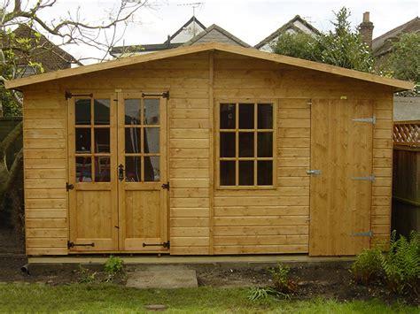 Abinger Summerhouse Shed 6 X 14
