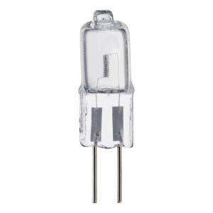 philips 10 watt halogen t3 mini bi pin g4 base 12 volt low