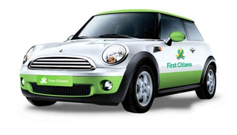 coolest branded vehicles  banking