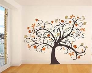 Wandbilder Tine Wittler : wandtattoo baum xxl zauberbaum ~ Bigdaddyawards.com Haus und Dekorationen