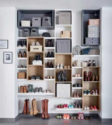 Astuce Rangement Chaussures 8 Astuces Rangement Pas Cher Pour La Maison