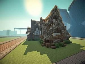 Medieval Manor Minecraft Project