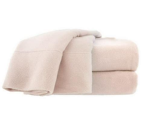 malden mills polar fleece sorbet queen size sheet set