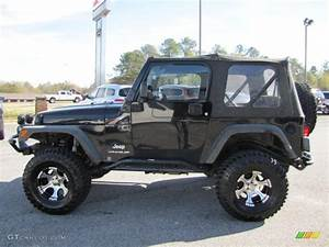 2004 Jeep Wrangler SE 4x4 Custom Wheels Photo #41342485 ...