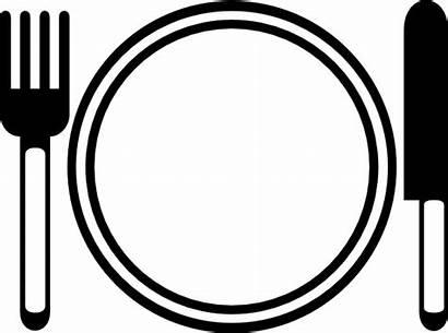 Restaurant Clipart Clip Restaurants Cliparts Symbols Cafe