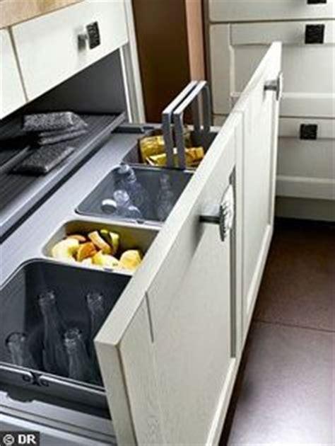 tiroir poubelle cuisine 1000 ideas about poubelle cuisine on