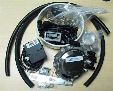 Lpg Traditional System Conversion Kits For Efi Cars