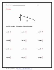 Best Trigonometric Ratios - ideas and images on Bing | Find what you ...