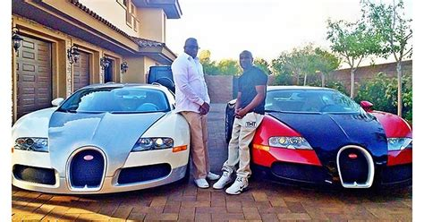 Floyd Mayweather Is Selling His Bugatti Veyron Grand Sports