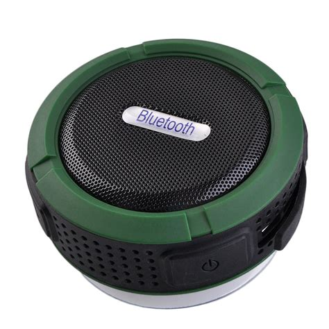 waterproof outdoor wireless bluetooth speaker c6 computer