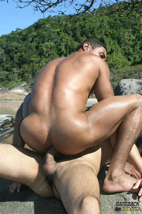 Brazilian Beach Buddies Fucking Bareback At The Nude Beach Gay Short Films