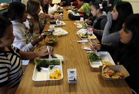 school lunch black market healthy meals  indiana spur