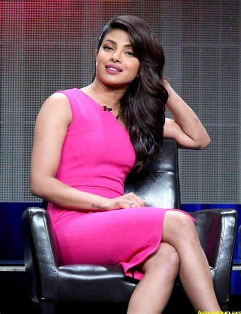 priyanka chopra latest pictures  pink dress actress album
