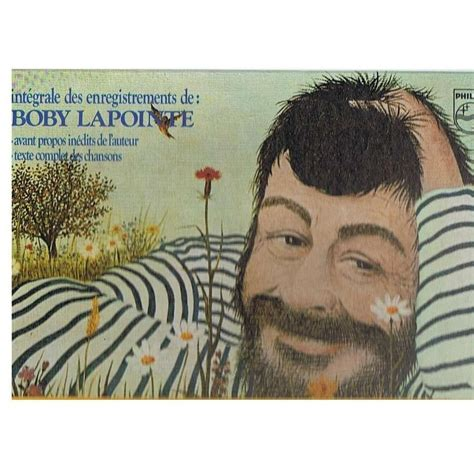 le de toilette boby lapointe integrale des enregistrements de boby lapointe 4lp boxset avec livret de boby lapointe coffret