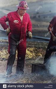 The last photoshoot' Texan oil well fire fighter Paul Neal ...