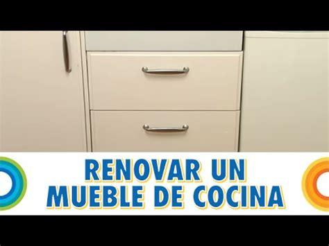 reparar mueble de cocina  puerta rota bricocrack youtube