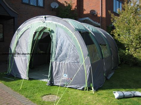 sunncamp family vario  tent reviews  details