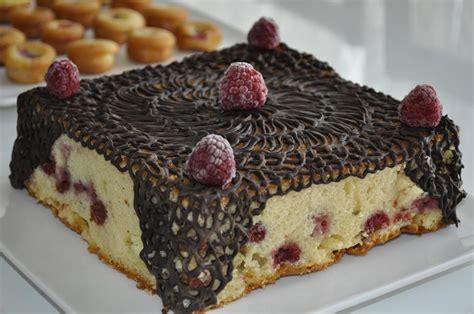 decoration moelleux au chocolat g 226 teau moelleux aux framboises gulcan cuisine