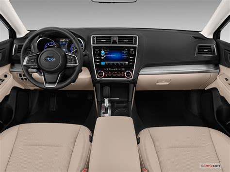 2018 Subaru Outback Pictures: Dashboard   U.S. News