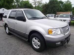 Find Used 2003 Ford Expedition Xlt 4x4 Leather Dvd New Transmission No Reserve  In Round Lake