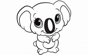 Best Of Cute Cartoon Animals Coloring Pages Gallery
