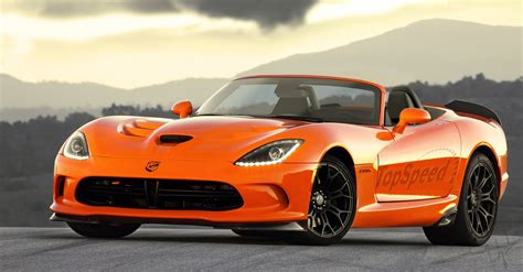 2016 Dodge Viper Roadster Review