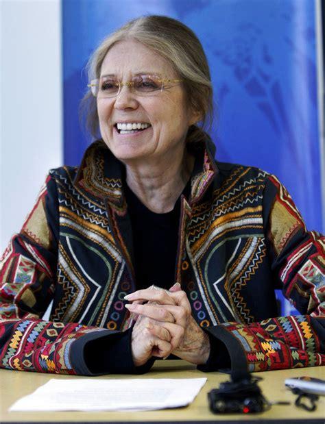 Gloria Steinem to speak at Westfield State College, but is ...