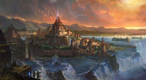 Unsolved Archaeology: Atlantis