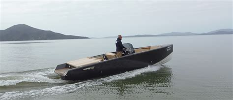 Tender Boat by M1 Launches The M1 Tender Superyachts News Luxury