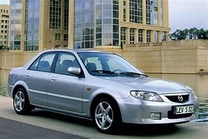 2000 Mazda Familia 1500 S