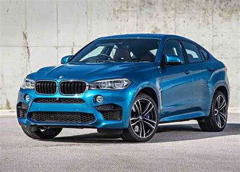 2018 Bmw X6  News, Reviews, Msrp, Ratings With Amazing Images