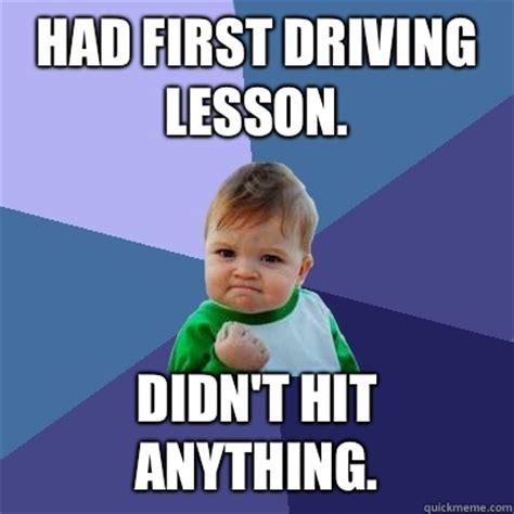 Driving Memes - driving lesson memes